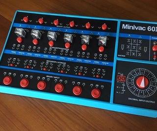 Minivac 601 Replica (Version 0.9)