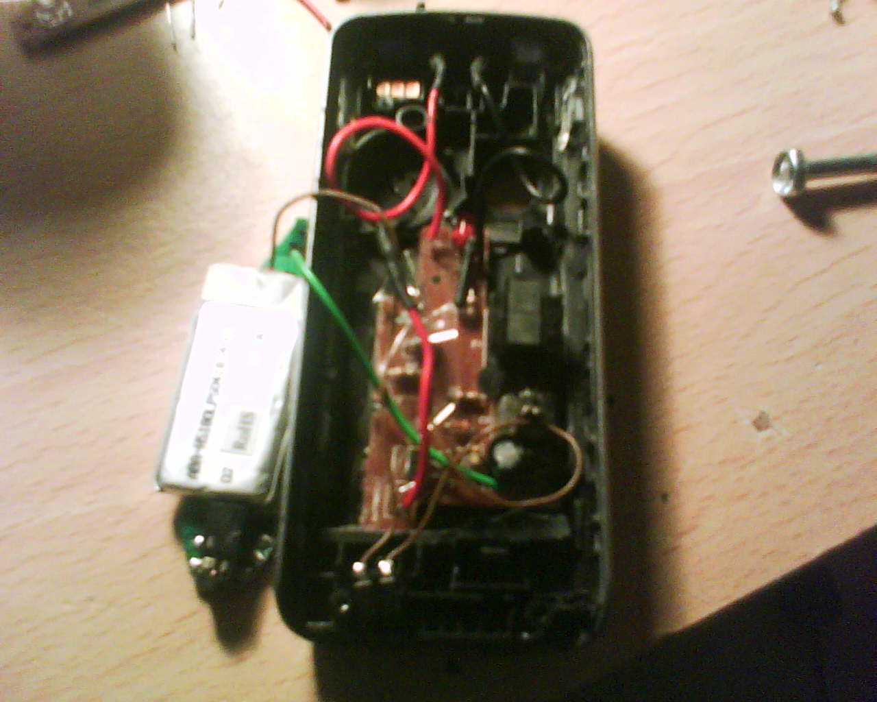 Picture of Taser Phone