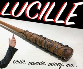 Make - Lucille From the Walking Dead