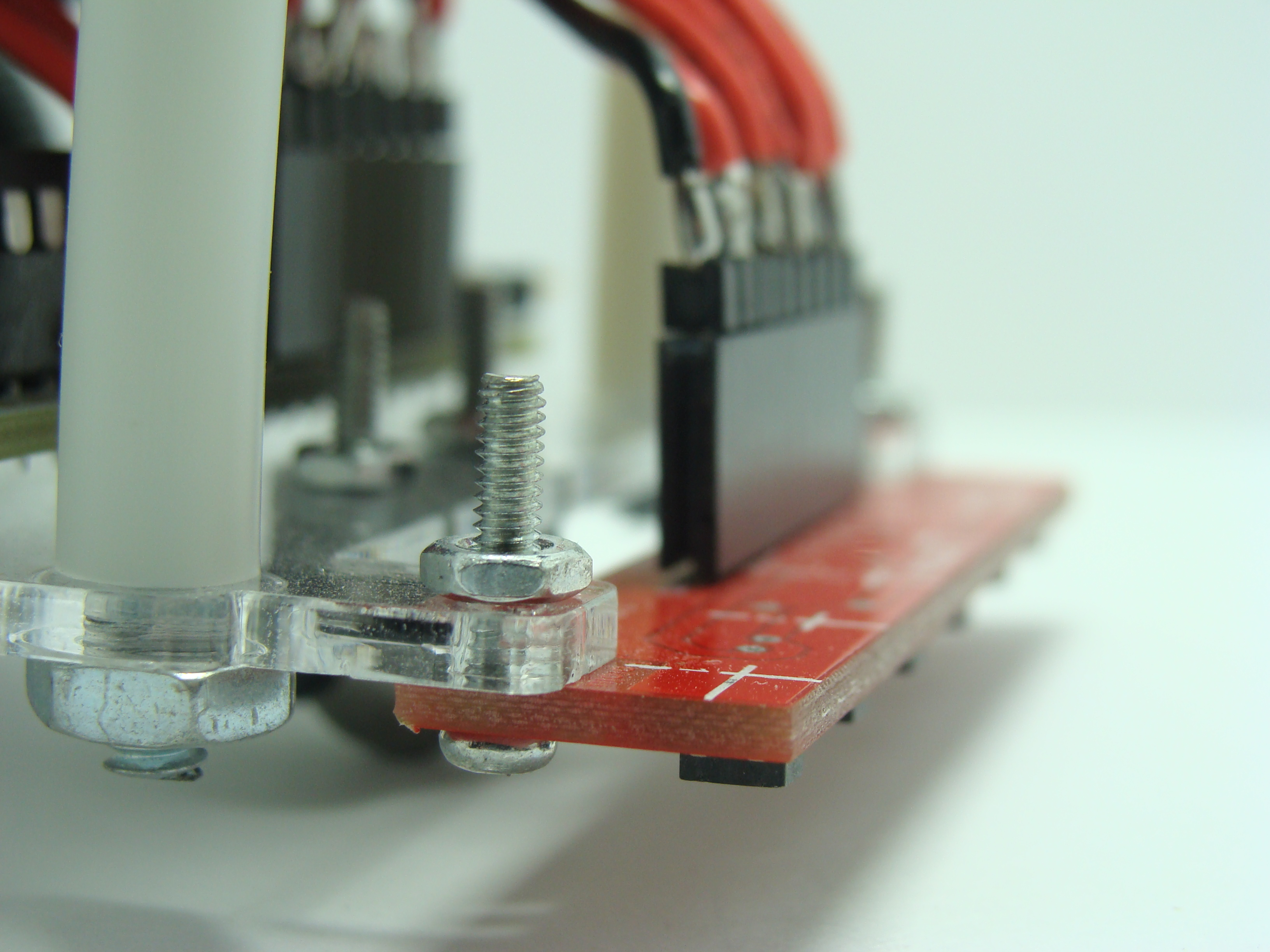 Picture of Attach and Wire the Sensor