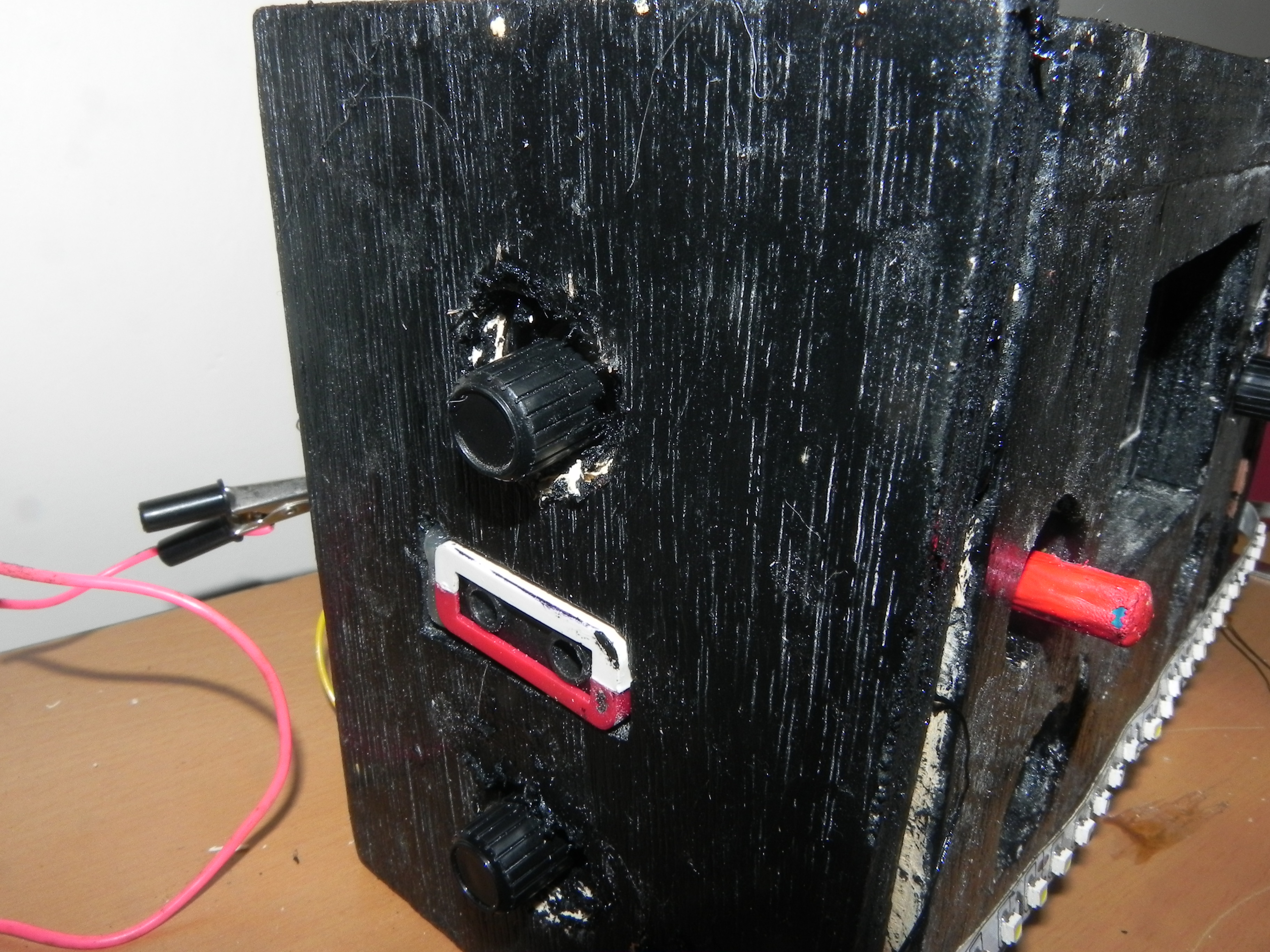 Picture of The Case - Wooden Version