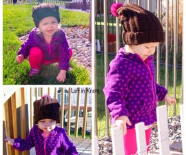 Simplest Slouchy Hat