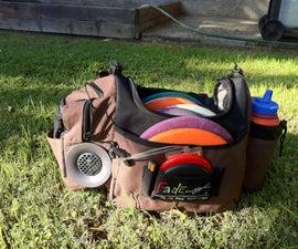 Disc Golf Bag Speakers