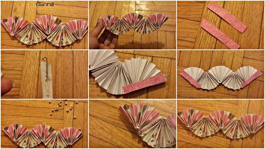 Paper Pendant