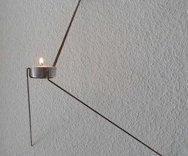 Making a Tealight Spider