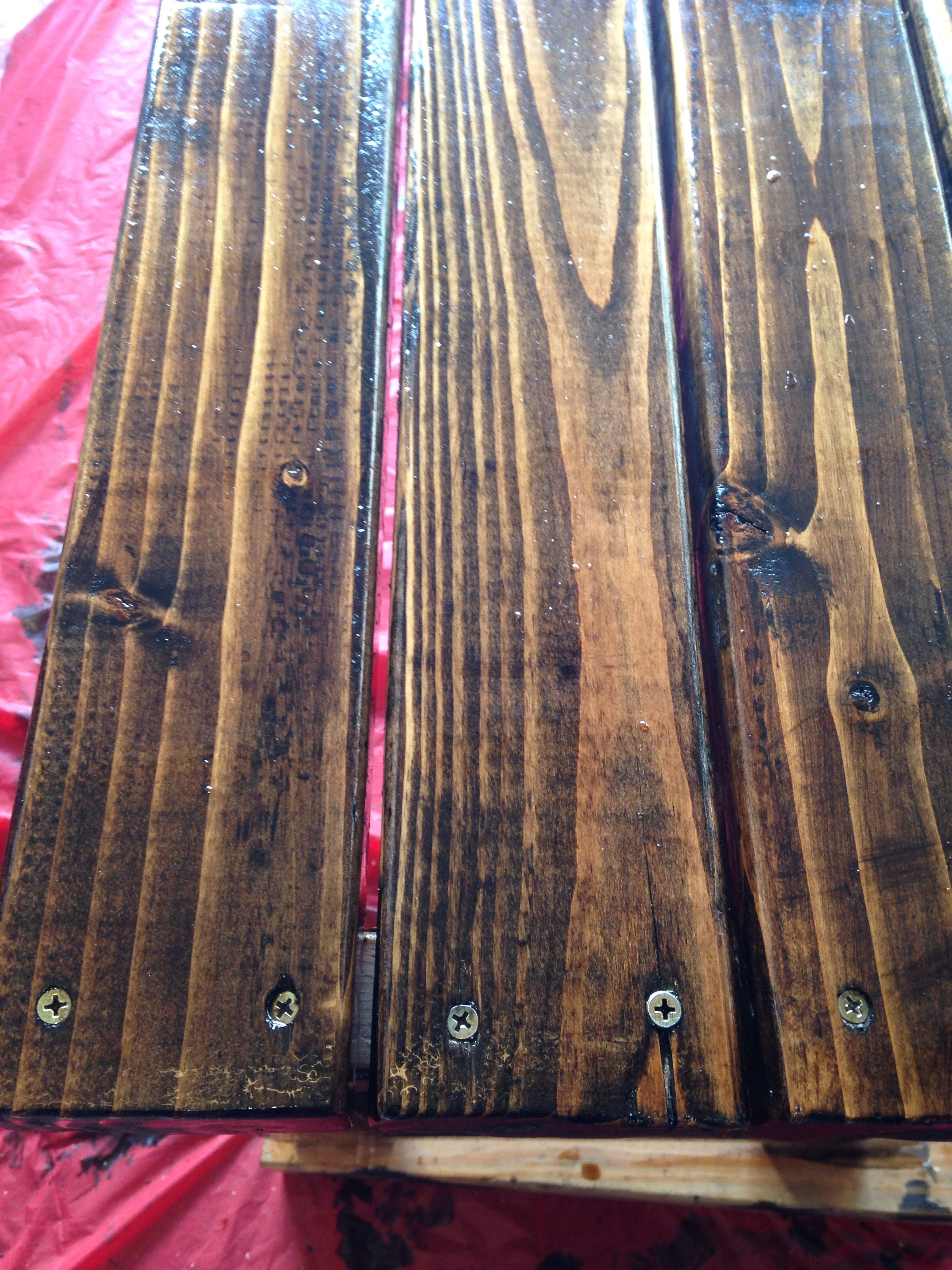 Picture of Stain and Varnish