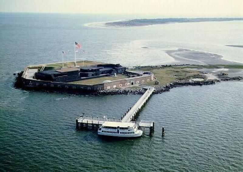 Picture of Fort Sumter-PEZ Edition
