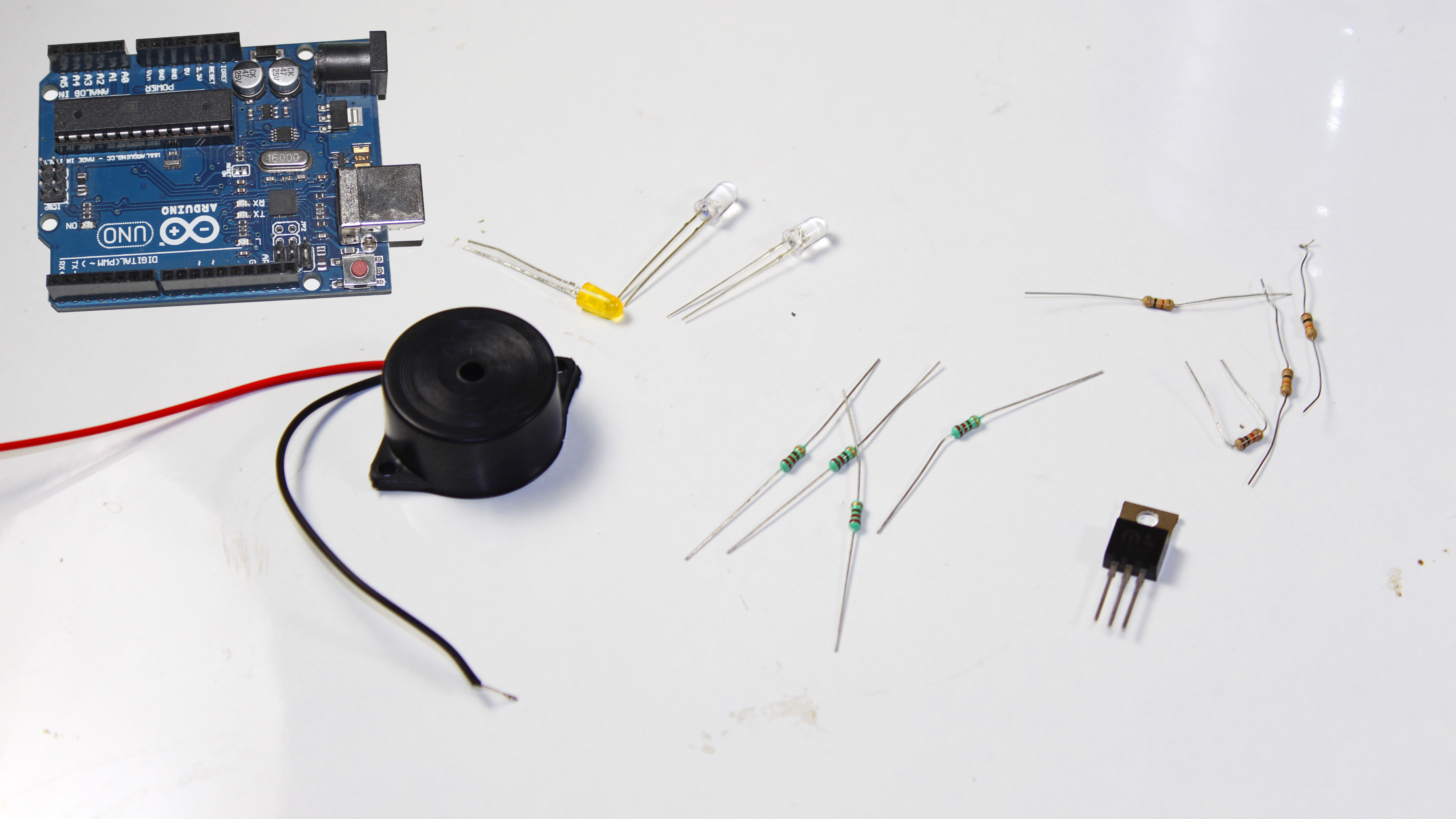 Picture of Gather All the Components