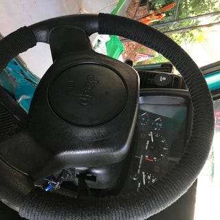 Paracord Steering Wheel Wrap