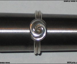 A Simple Wire Ring