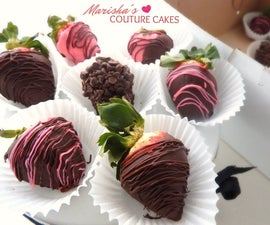 Perfect Chocolate Covered Strawberries for Valentine's Day