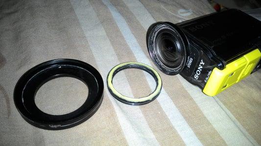 (update), My 2nd Flat Lens (120 Deg Only)