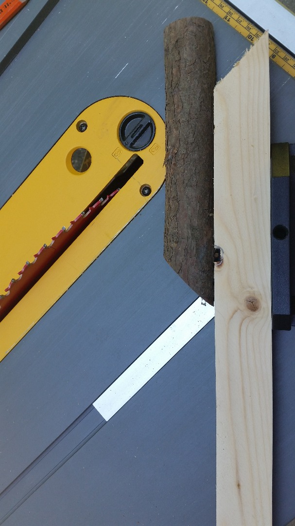 Picture of Miter Your Pieces to 45 Degrees