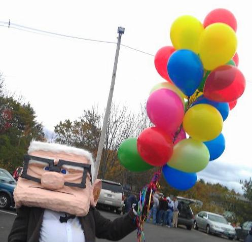 Picture of UP: Carl the Old Man Costume