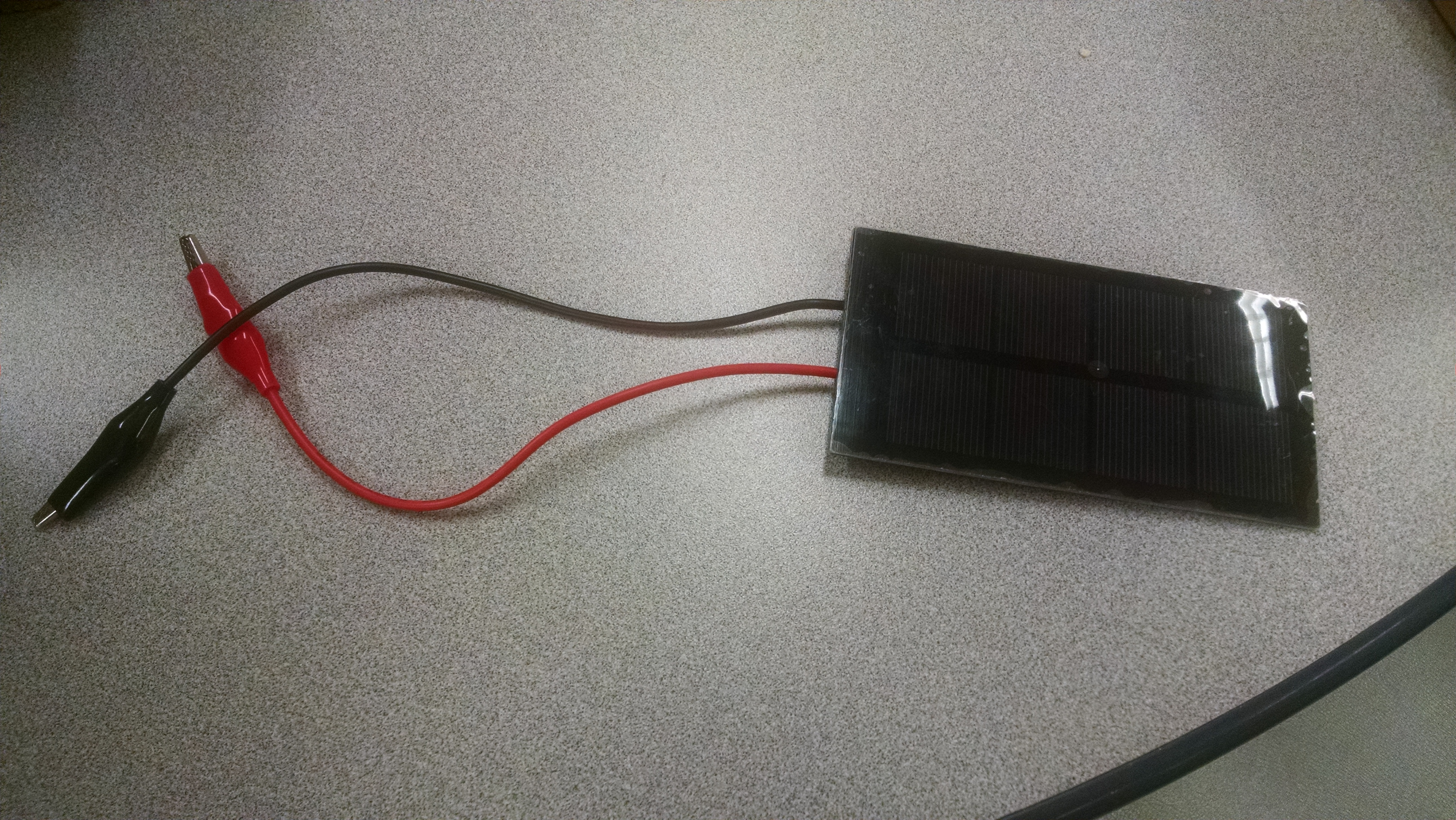 Picture of Connect Solar Panels
