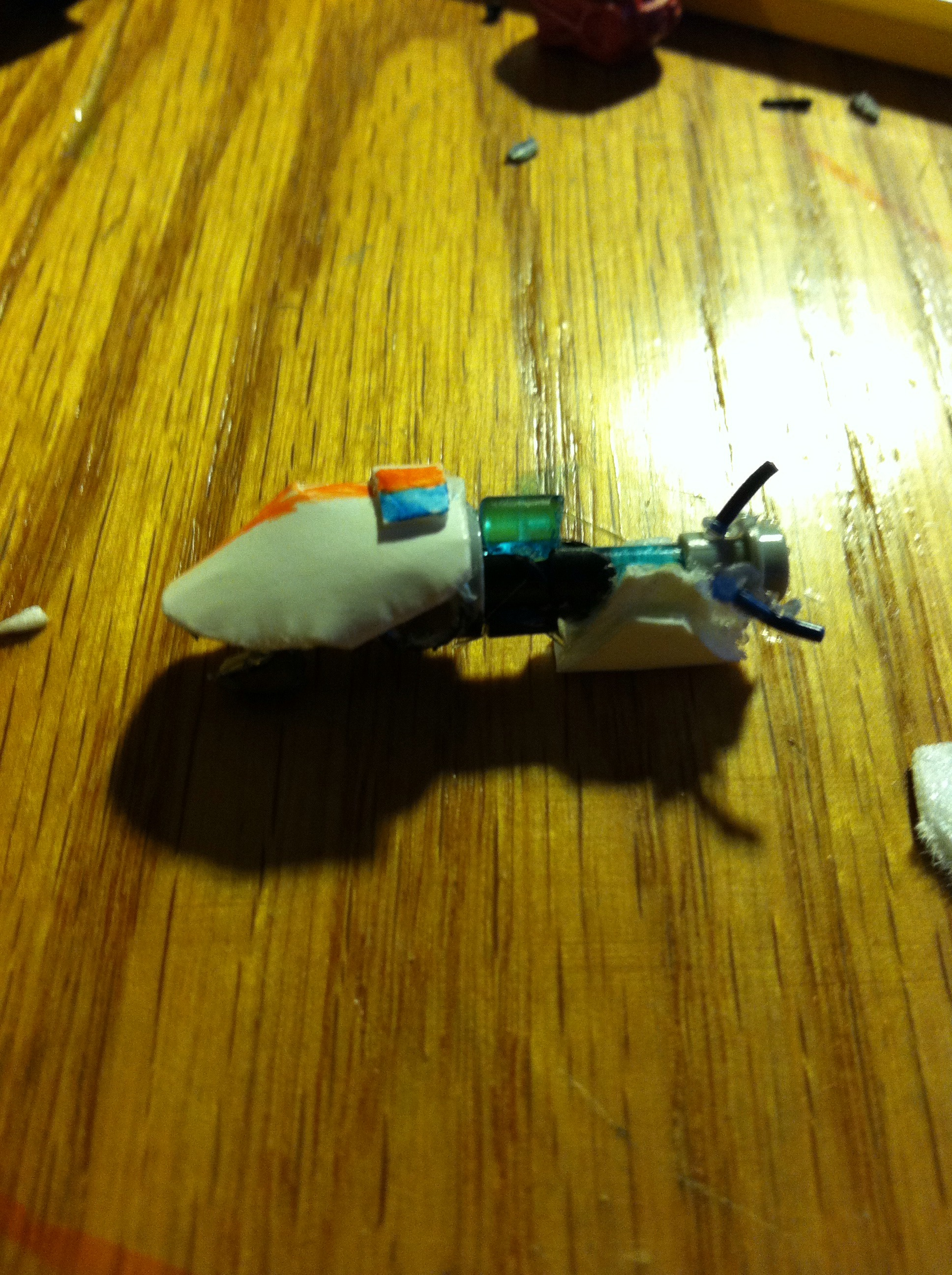 Picture of Lego Portal Gun