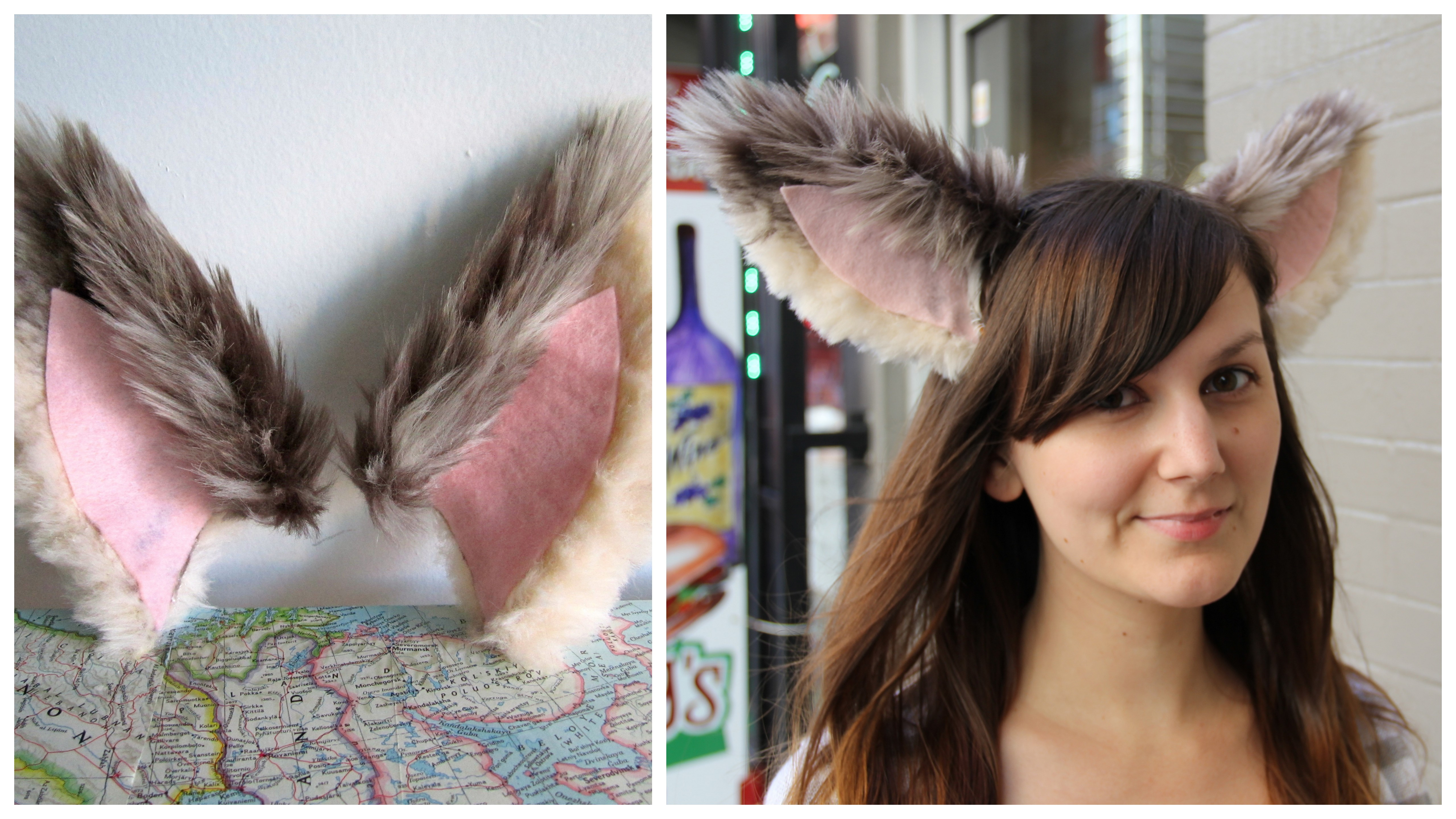 Picture of Faux Fur Animal Ears