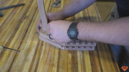 Cutting Handle Joint & Top Groove