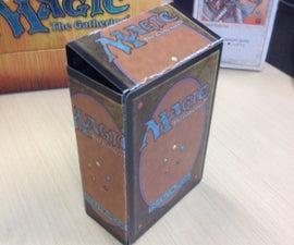 Collectible Card Game Deck Box