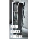 Beer glass holder