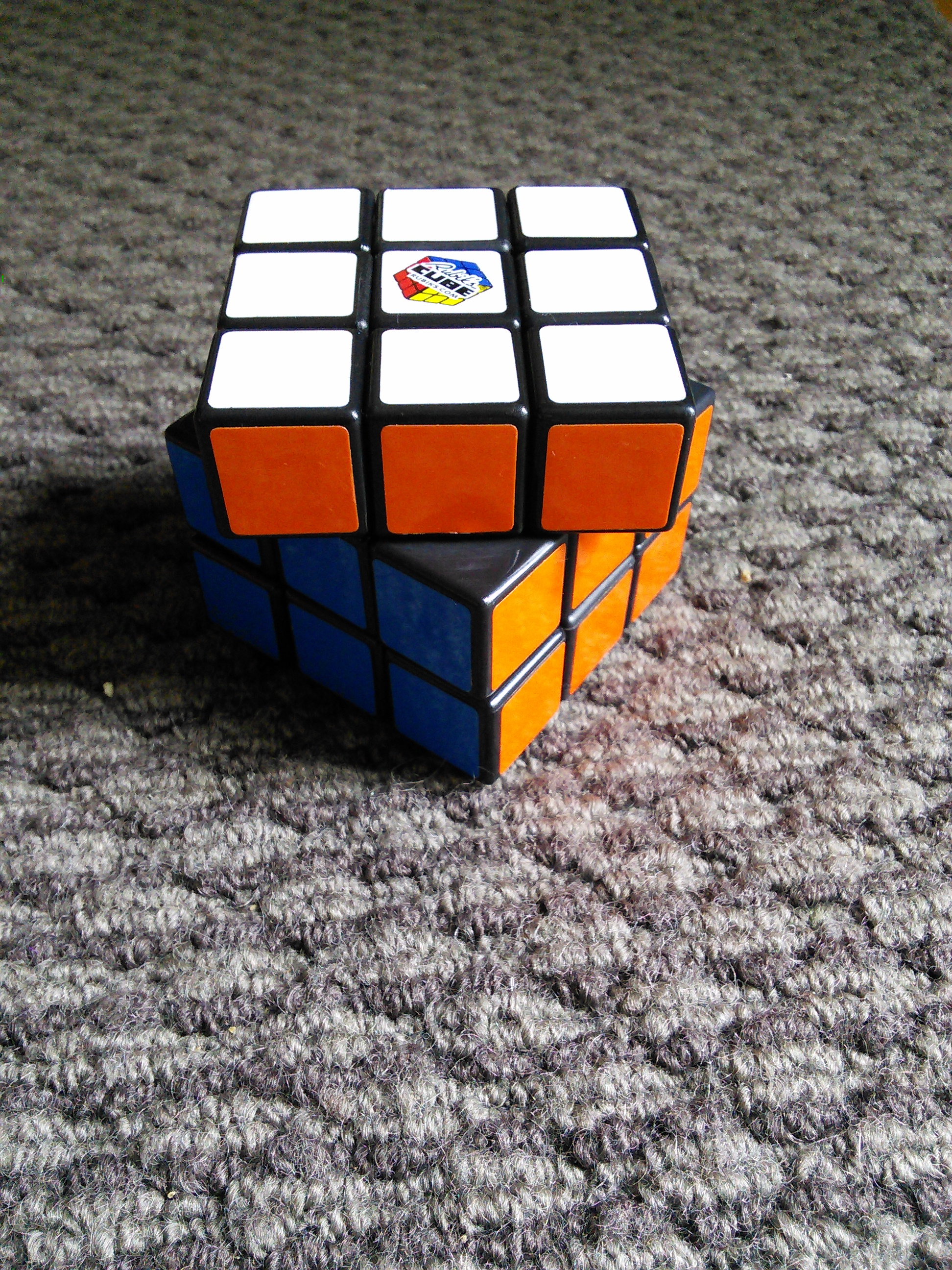 Picture of Take Apart the Cube (well, at Least a Few Bits and Pieces.)