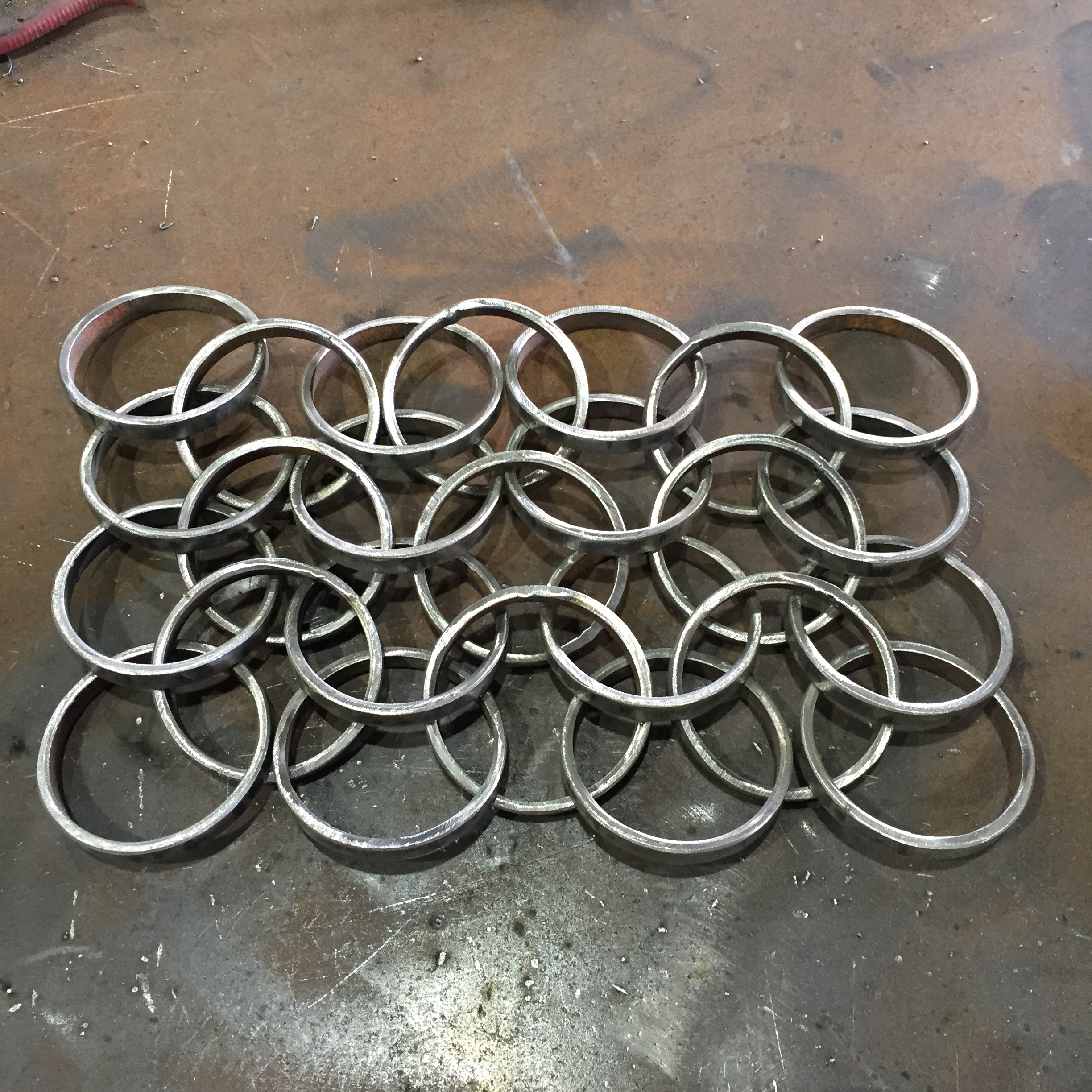 Picture of Clean Up the Welds