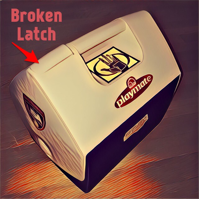 Picture of Latch Repair for Igloo Playmate Elite