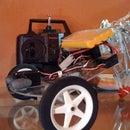 Leg Wheel Hybrid Vehical