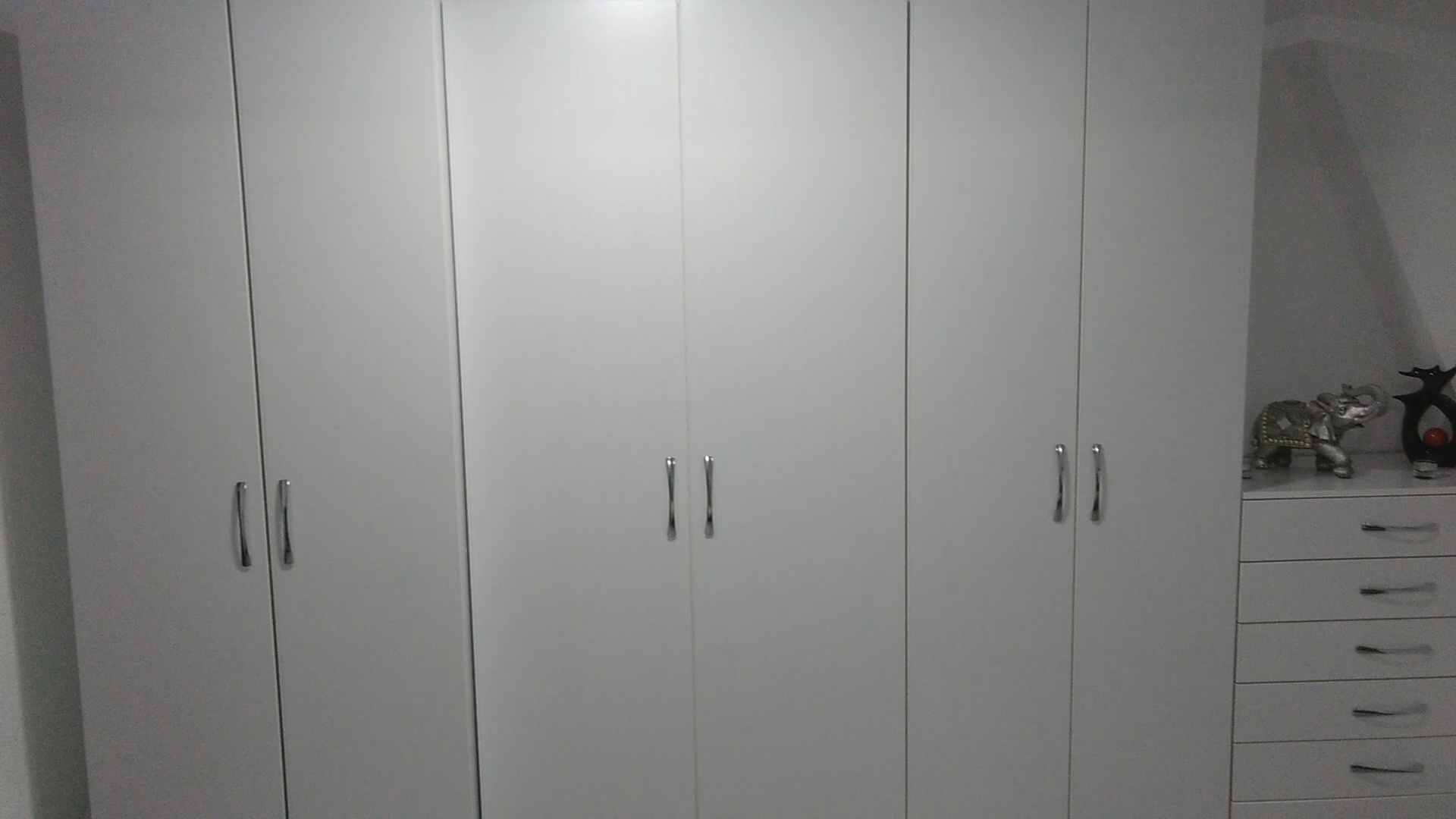 Picture of How to Make Furniture (wardrobe) Out of Melamine