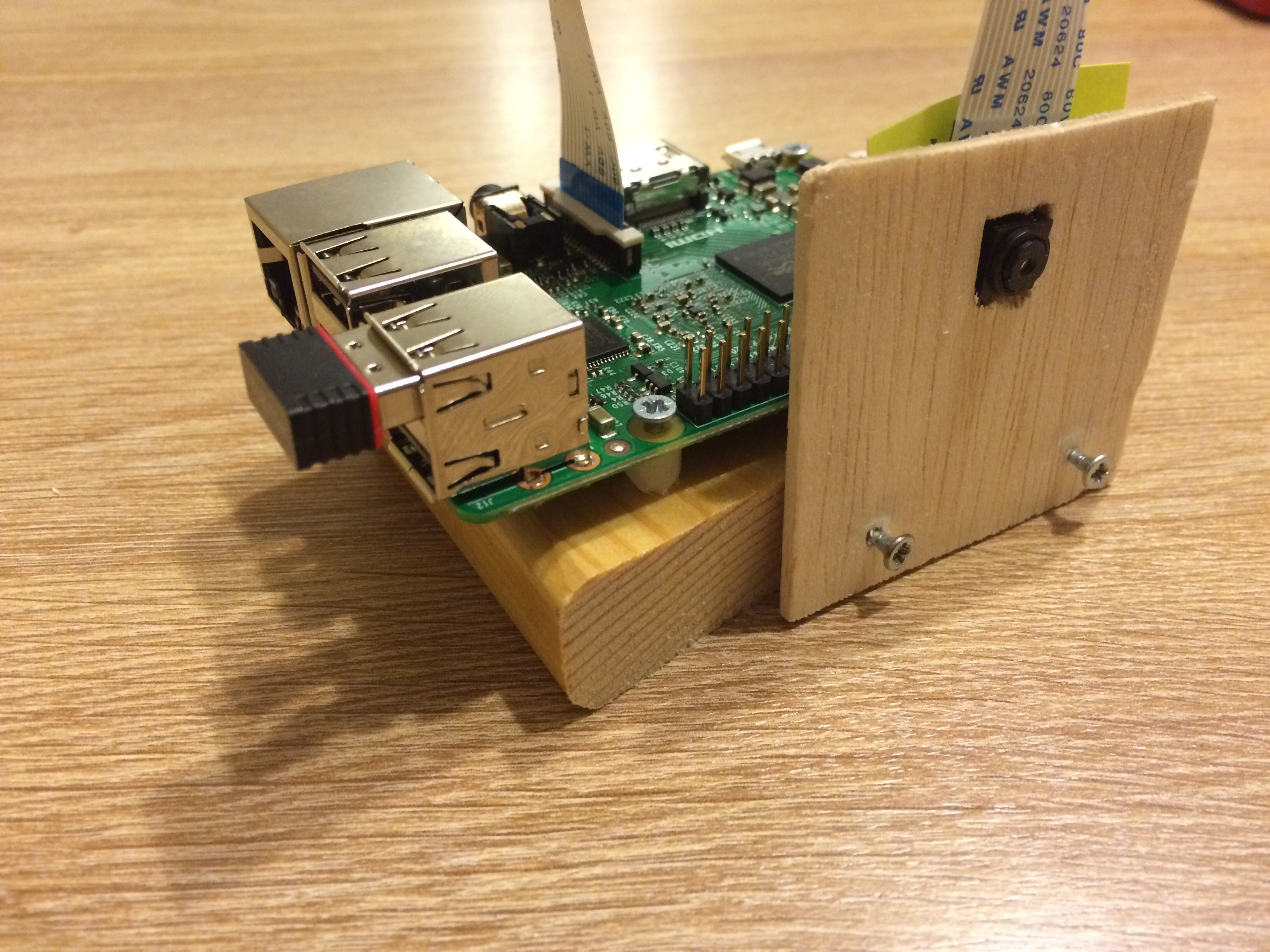 Picture of Base for Raspi