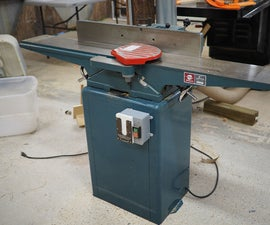 Upgrading Your 6 Inch Jointer With a Sprial Cutterhead