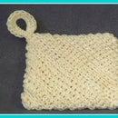 Crochet Hot pad / Dish cloth