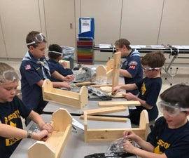 Cub Scout Toolbox - Baloo the Builder