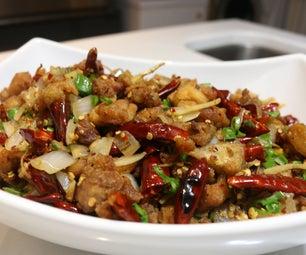 Sichuan Chili Chicken