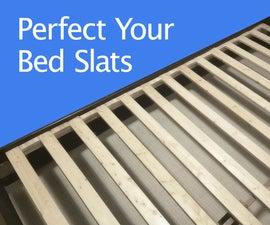 Bed Slats Improvement