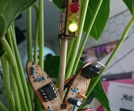 Plant Moisture Alarm