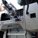 CNC Machine from Inkjet Printer