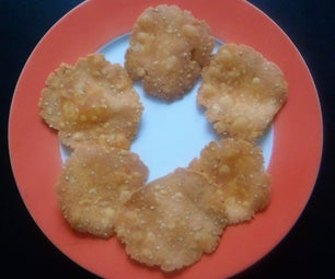 Thattai( Crispy Snack)