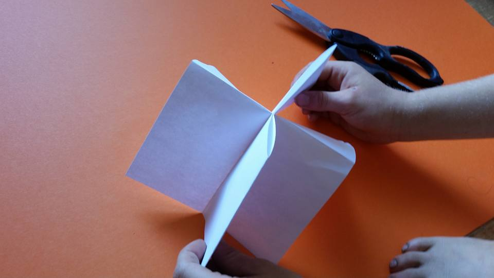 Picture of Fold the Paper in Half