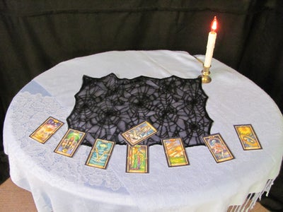 Set Up Your Séance Room