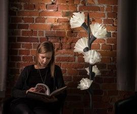 3D Printed Modular Lamps
