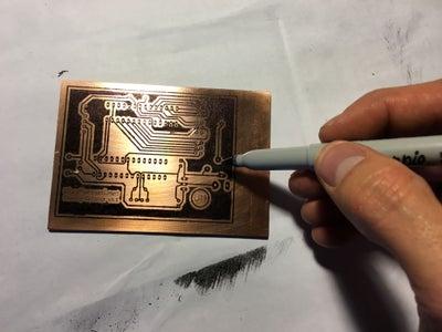 Transfer Design to PCB