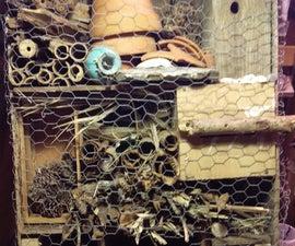 Bee Condo Insect Hotel