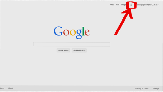 Finding Apps Through Google Drive