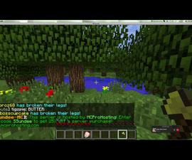 Minecraft Survival Games Server!