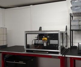 Enclosure for Shapeoko3 CNC Machine