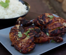 How to Cook Tandoori Chicken