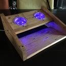 Pallet Wood MacBook Stand (Dutch)