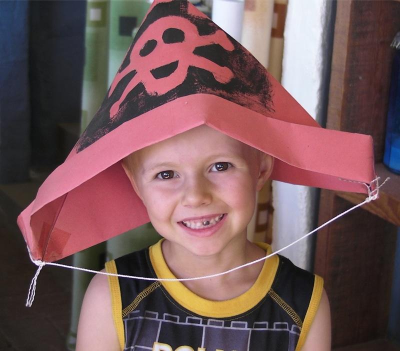 Picture of Pirate Hats/Bags