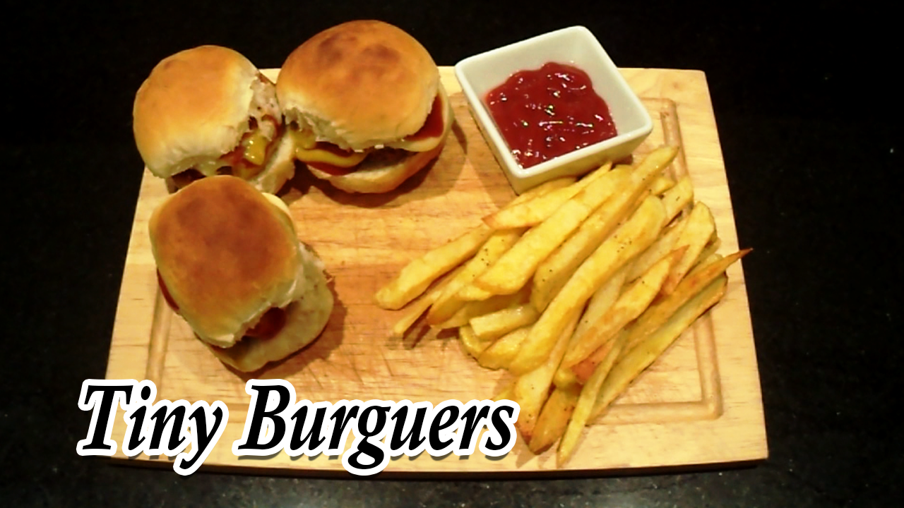 Picture of Easy Tasty Burgers